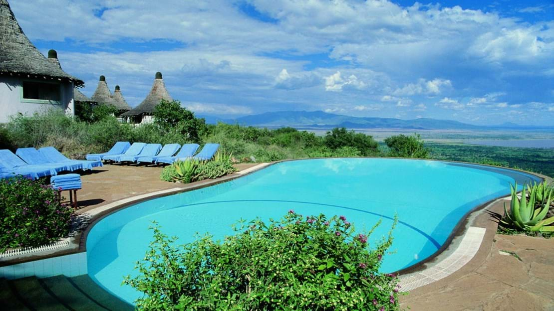 Lake Manyara Serena Safari Lodge Swimming Pool 1200X671