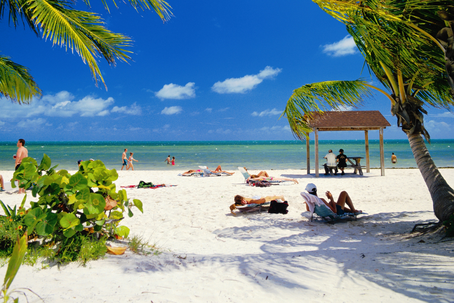 Key West beach, rejser til USA, Check Point Travel