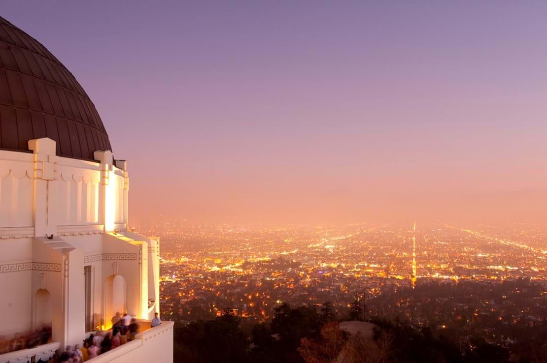 Los Angeles Sevaerdigheder En Gratis Rejseguide Fra Cpt